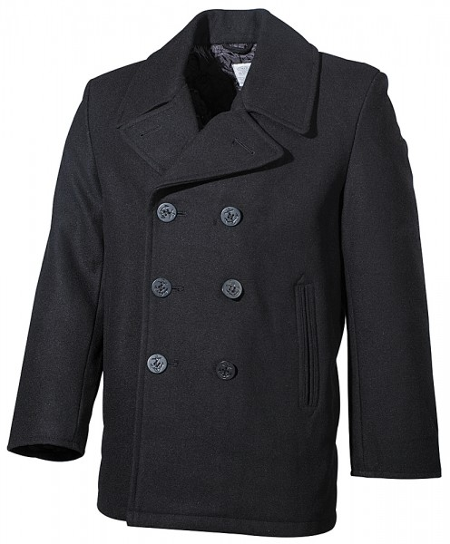 US Pea Coat Mantel