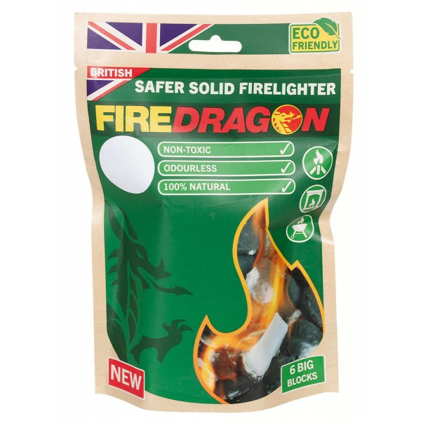 Fire Dragon Trockenbrennstoff 6x27g