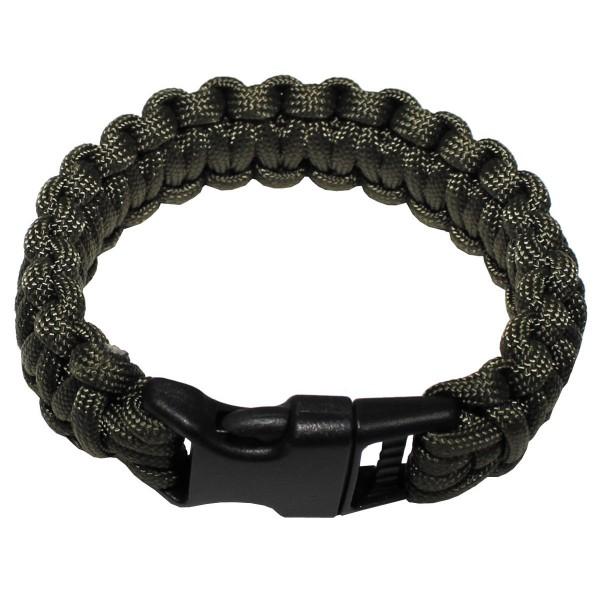 Paracord Armband Survival Bracelet 2,3cm