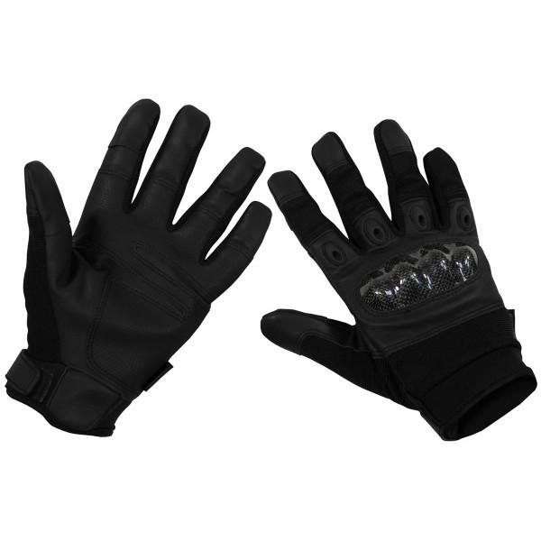 Tactical Paintball Handschuhe Mission mit Knöchelschutz