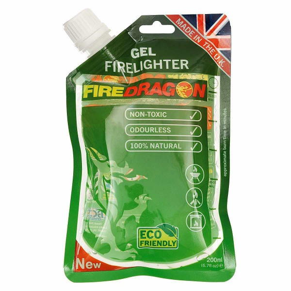 Firedragon Firelighter Brenngel