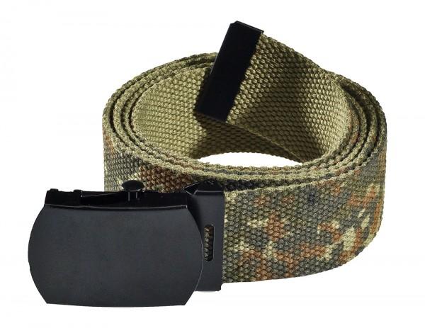 Stoffgürtel Baumwolle 38mm