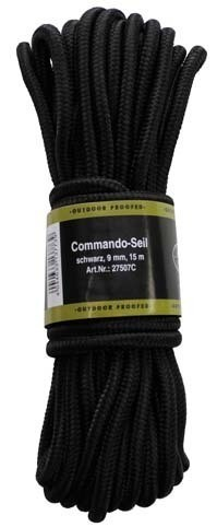 Commando Seil 9mm, 15m