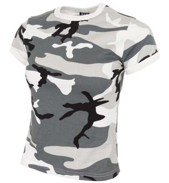 US Army Damen Shirt