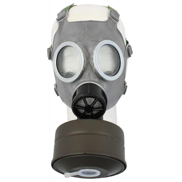 Poln. ABC Schutzmaske MC-1 mit Filter