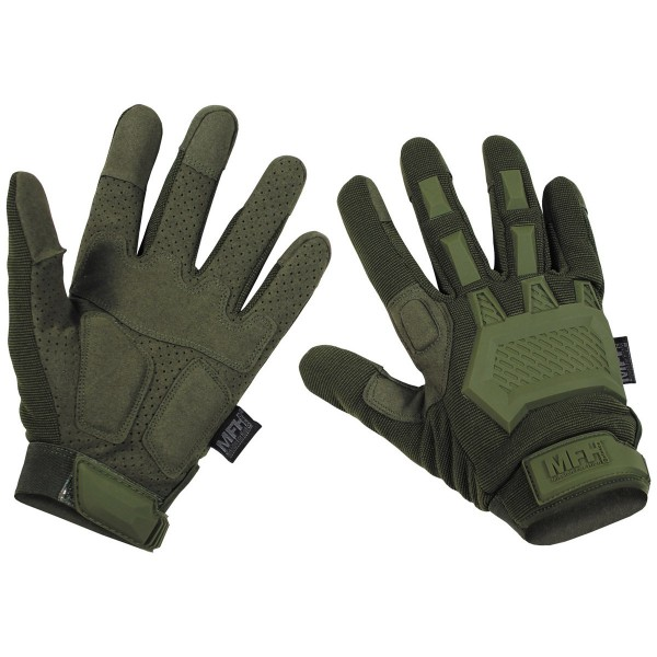 Tactical Paintball Handschuhe Action