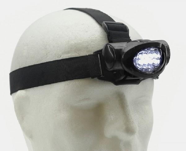 A.B. Stirnlampe 8 LED