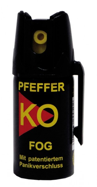 Pfefferspray K.O. FOG 40 ml