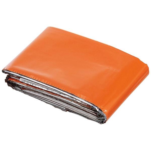 Rettungsdecke silber/orange
