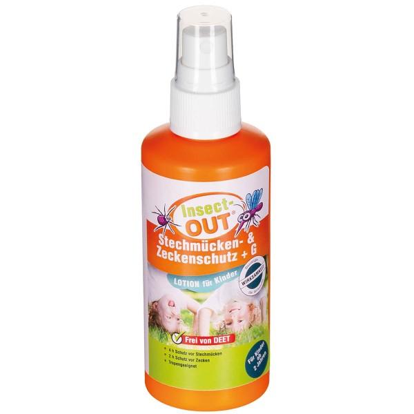Kinder Stechmücken- Zeckenschutz Lotion 100ml
