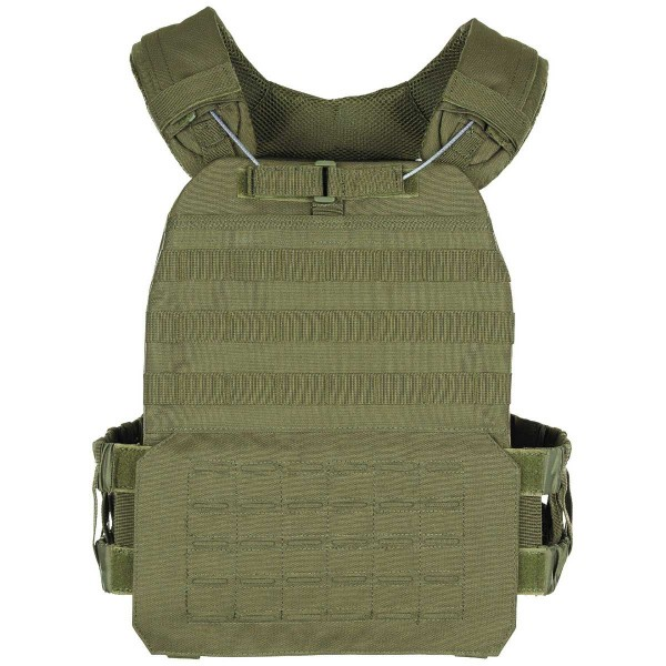 Molle Tactical Weste Laser Cut