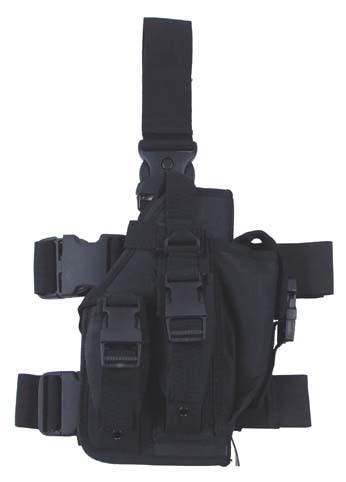 Pistolenholster Oberschenkelholster Beinholster Tiefziehholster Links o Rechts