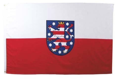 Flagge Thüringen