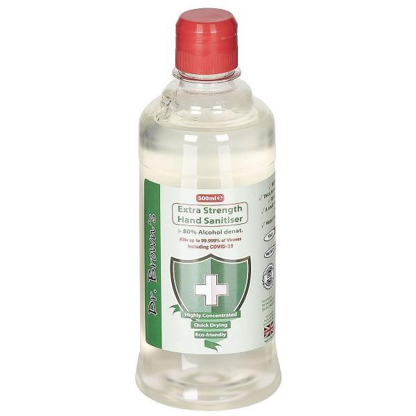 Hände Desinfektionsmittel BCB Gel 0,5 Liter