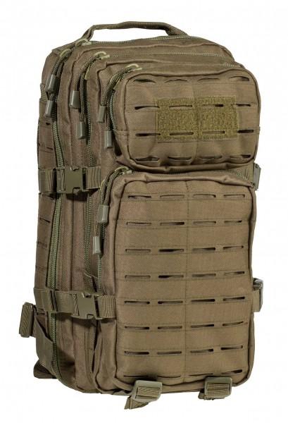 US Assault Pack Laser Cut small