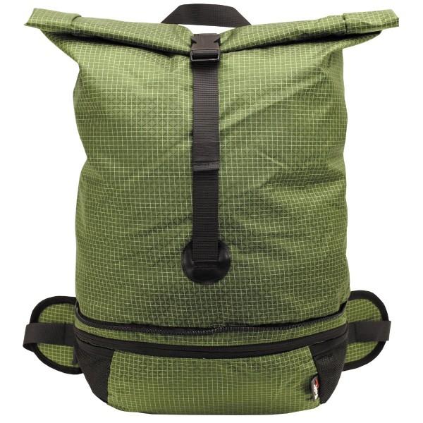 Rucksack-Hüfttasche Kombination