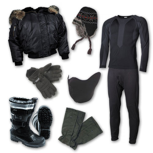 Kleidung BW Discount