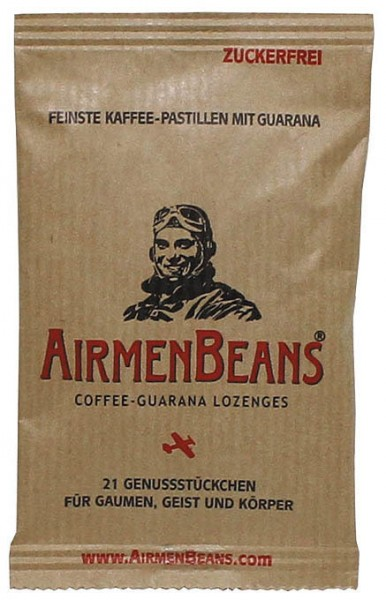 AirmenBeans - Der Kaffee zum Lutschen
