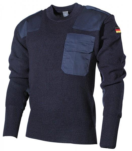 Bundeswehr Pullover mit Brusttasche