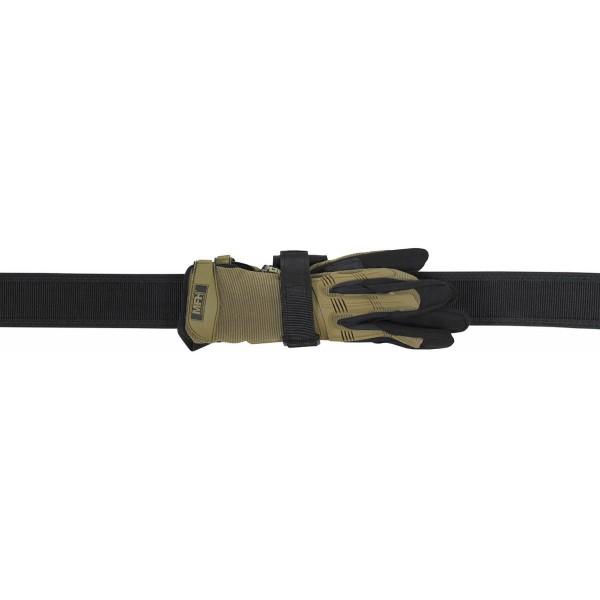 Handschuhhalter für Gürtel oder Koppel