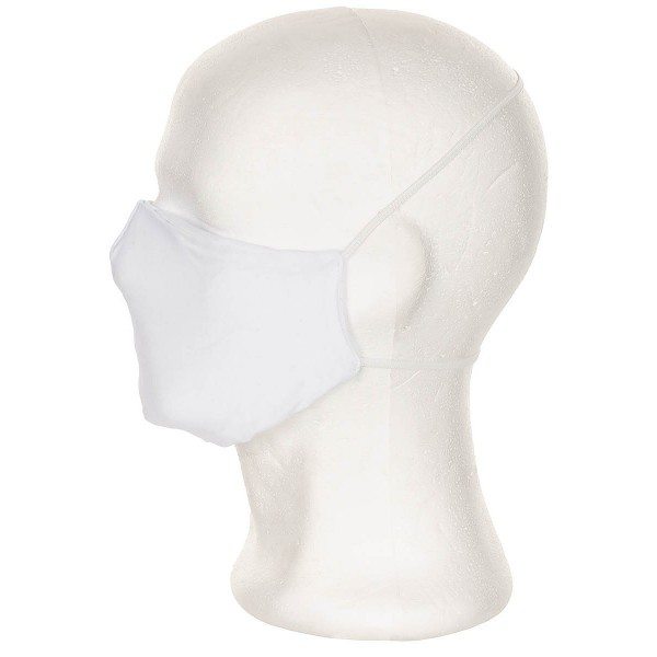 Behelfs Mund-Nasen-Maske Baumwolle