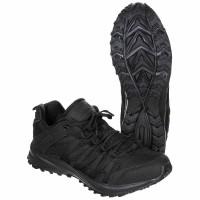 extra Schnürsenkel Security Einsatzschuhe Halbschuhe schwarz 41 42 45