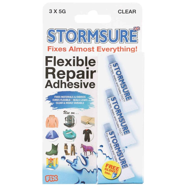 Stormsure universal Reparatur Superkleber 3x 5g