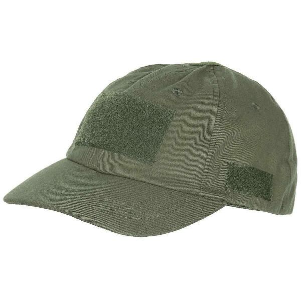 Einsatz-Cap mit Klett