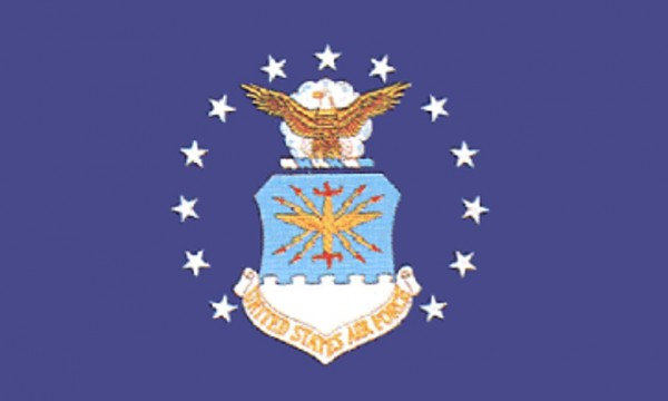 Flagge U.S. Air Force