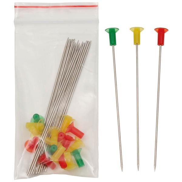 20 Stück Ersatz Nadelpfeile für Blasrohr