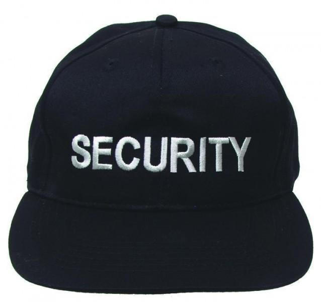 US Cap Security schwarz