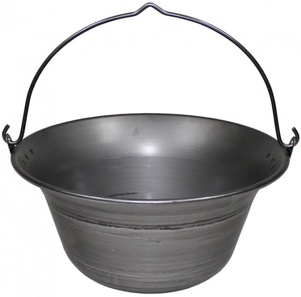Eisen Gulaschkessel 10-22 Liter