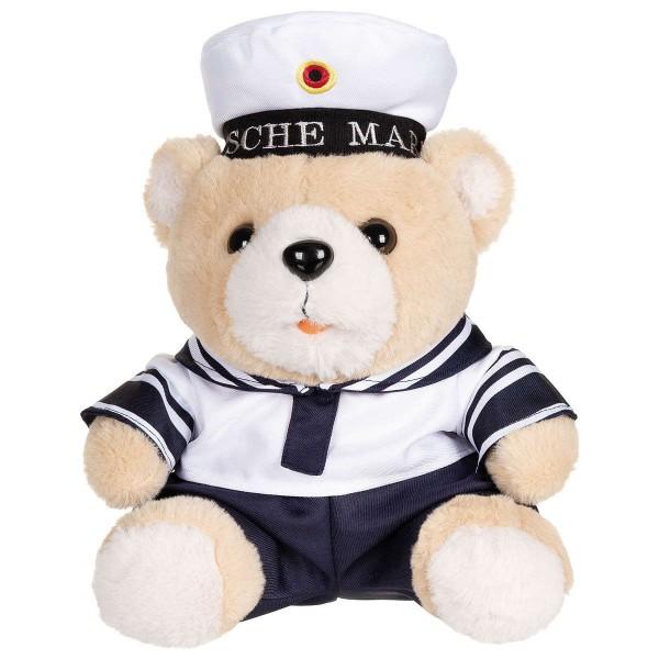 Teddybär Deutsche Marine H=28