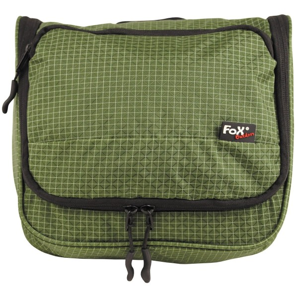 Fox Waschzeugtasche Nylon oliv