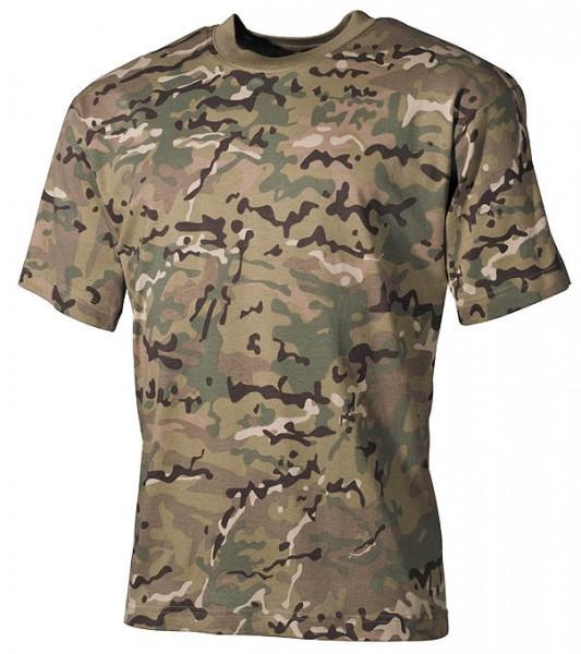 US T-Shirt Kids tarnfarben