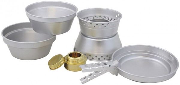 Sturmkocher Premium mit Kochset