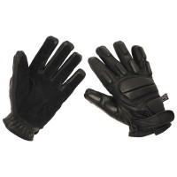 Handschuhe Tactical schnitthemmend schwarz