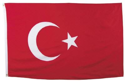 Flagge Türkei