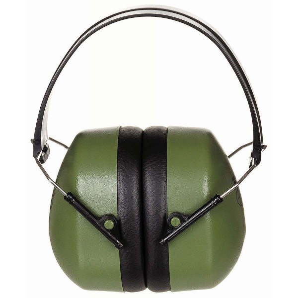 Kapselgehörschützer Optime III 30,4 dB oliv