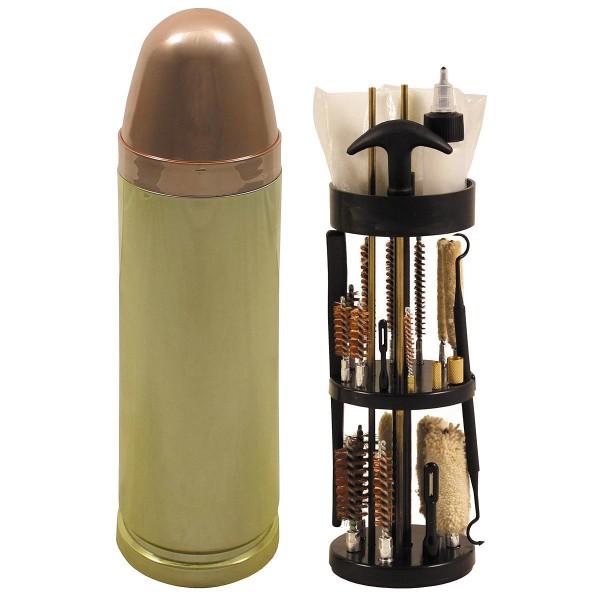 Waffen-Reinigungsset Multikaliber für Gewehre und Pistolen