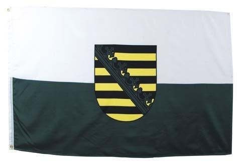 Flagge Sachsen