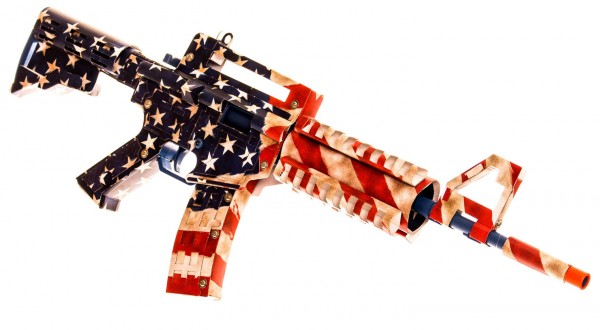 Paper Shooters Papiergewehre Komplettset