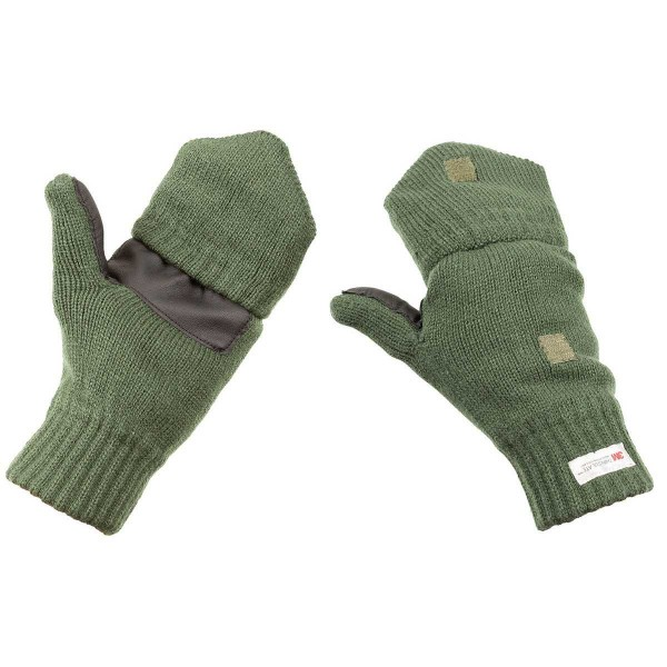 Strick Faust-Fingerhandschuhe mit 3M-Thinsulate-Fütterung