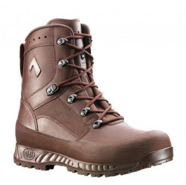 Haix Combat Boot High Liability braun 1B-Ware