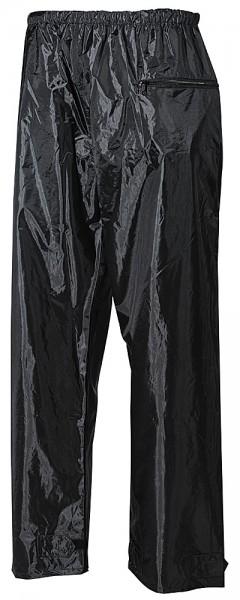 BW Polyester/PVC Regenhose