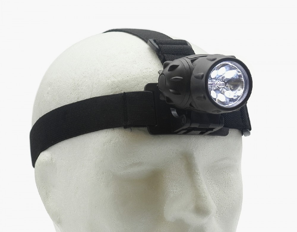 stirnlampe 6 led 1 crypton bei bw. Black Bedroom Furniture Sets. Home Design Ideas