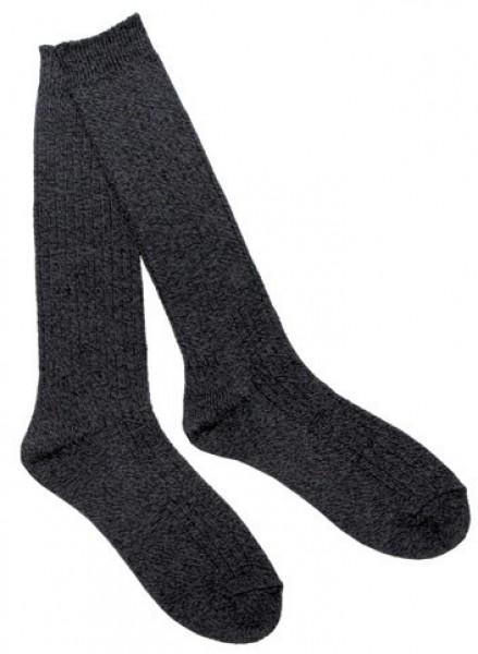 BW Socken Keilferse grau