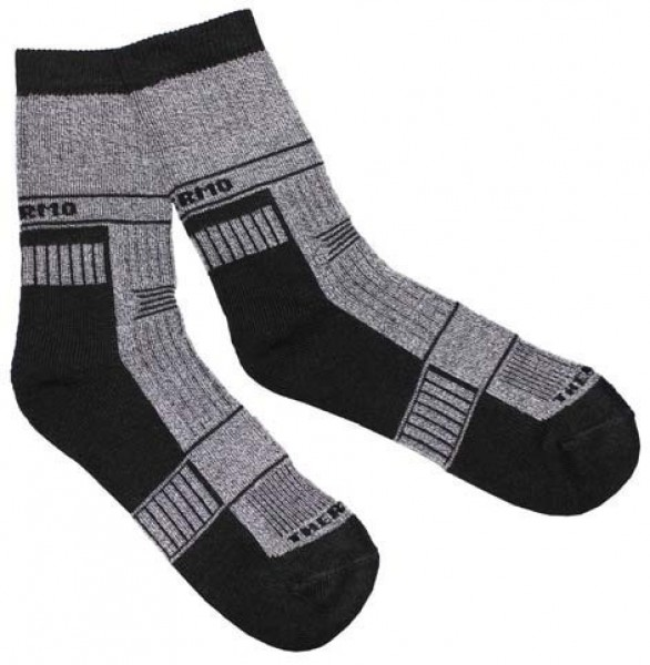 Thermo Socken Alaska grau