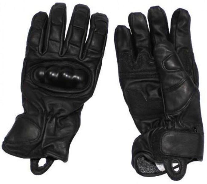 Schnittschutz Leder Handschuhe CUT