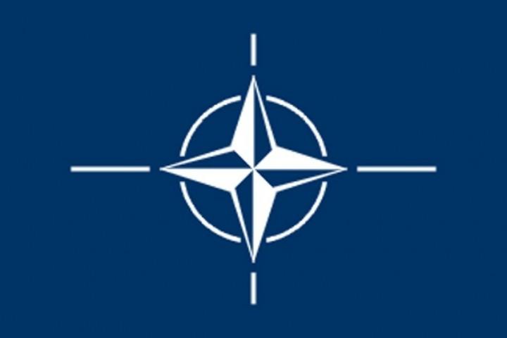 Flagge Nato